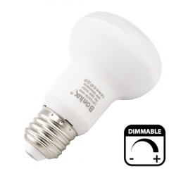 Dimmable R63 LED Light Bulb 7 Watts Edison E27 Base Reflector LED Light for Living Room Bedroom Kitchen Lighting