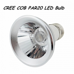 R63 Lamp Shape LED Light Bulbs 7W PAR20 Spotlight Medium Screw Base E26/E27 Reflector Light Cree COB Spot Light